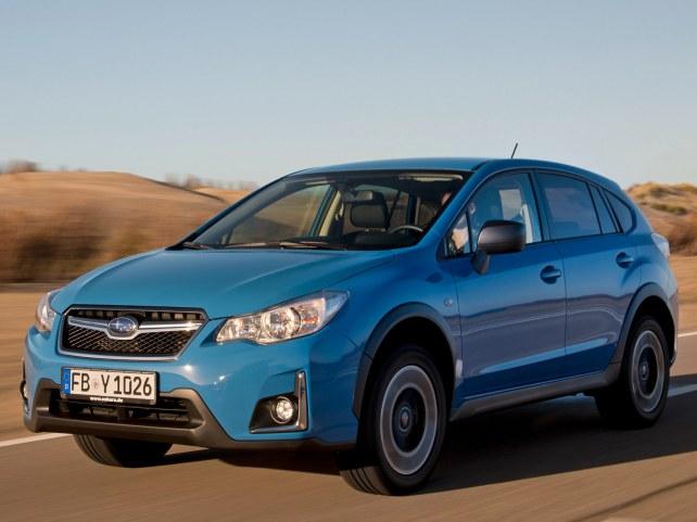 Subaru XV в Москве