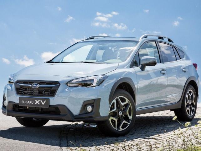 Subaru XV в Орле