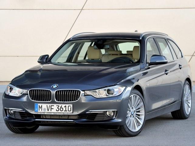 BMW 3-я серия Универсал в Москве