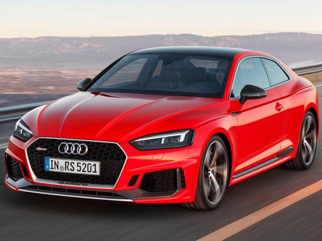 Audi RS5 в Ростове-на-Дону
