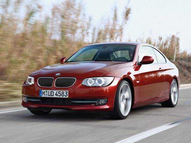 BMW 3-я серия купе в Москве