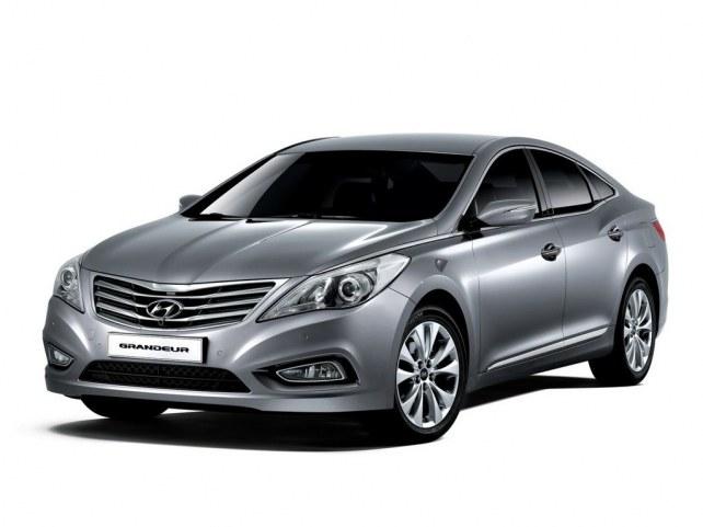 Hyundai Grandeur в Москве