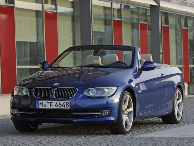 BMW 3-я серия кабриолет в Москве