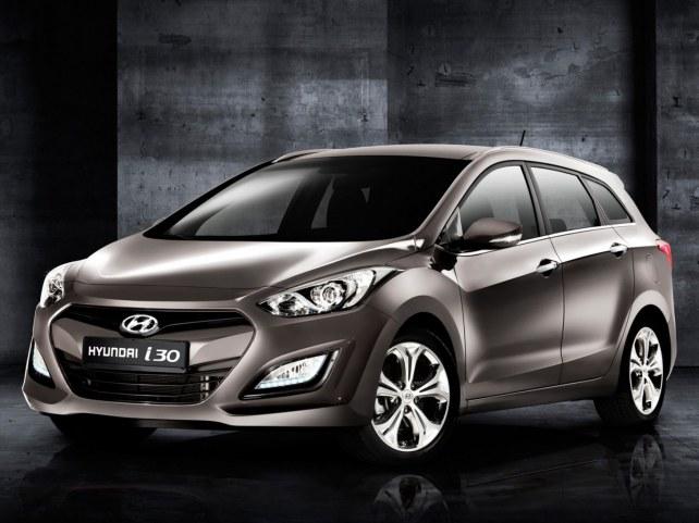 Hyundai i30 Универсал в Москве