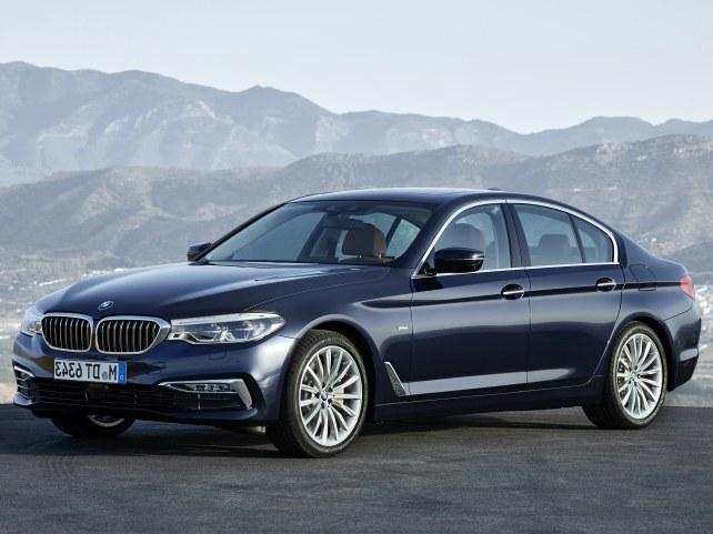 BMW 5-я серия седан в Тюмени