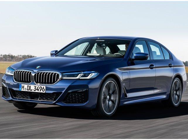 BMW 5-я серия в Тюмени