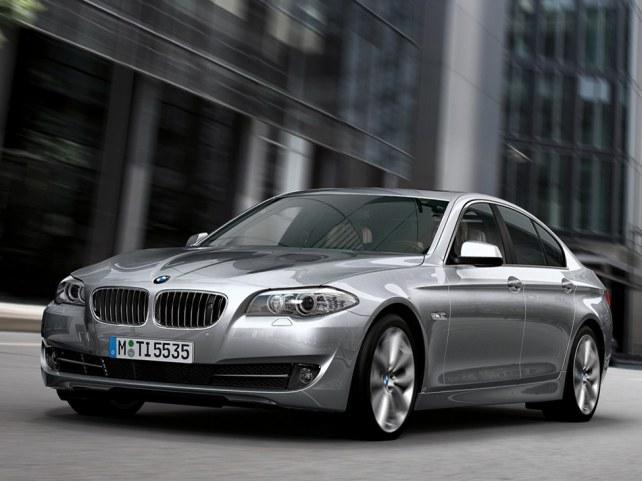 BMW 5-я серия седан в Москве