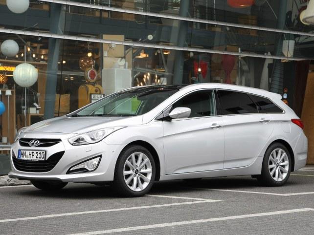 Hyundai i40 Универсал в Москве