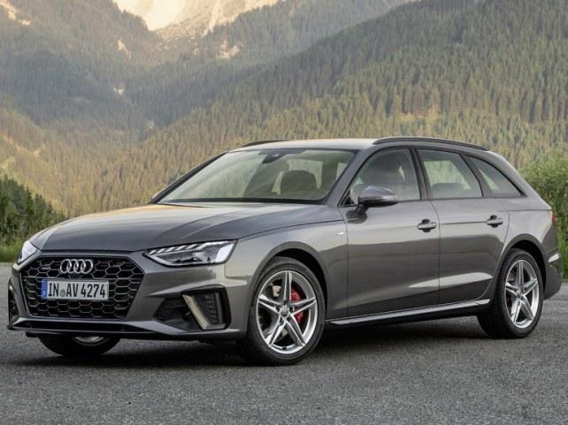 Audi A4 универсал в Москве