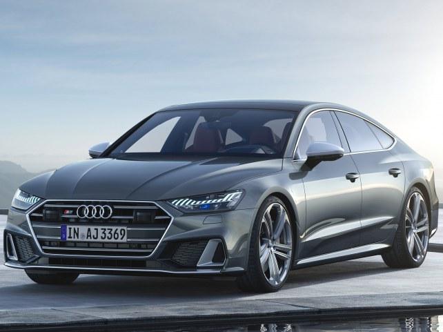 Audi S7 в Москве