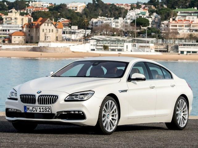 BMW 6 серия Гран Купе в Москве