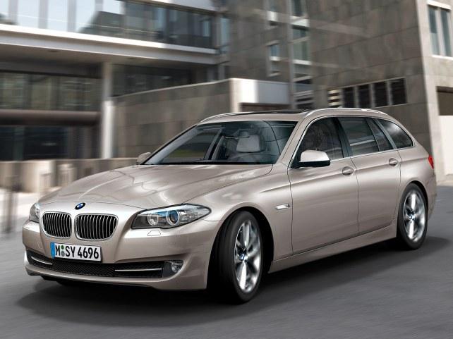 BMW 5-я серия Универсал в Москве