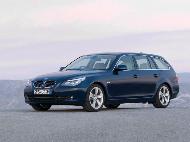 BMW 5-я серия Туринг в Москве