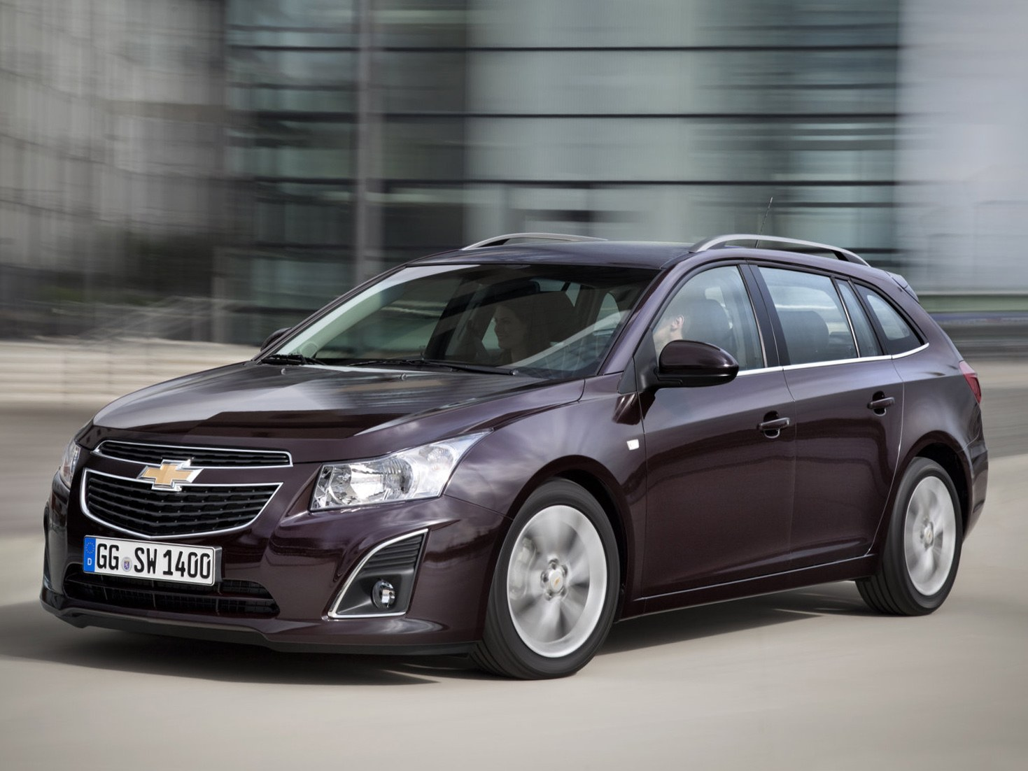 Chevrolet cruze station wagon цены известны.