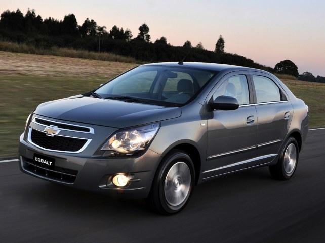Chevrolet Cobalt в Ростове-на-Дону