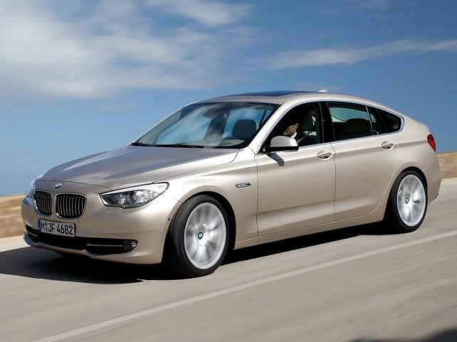 BMW 5-я серия Гран Туризмо в Москве