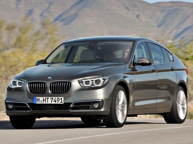 BMW 5-я серия Гран Туризмо в Воронеже