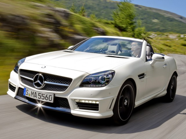Mercedes-Benz SLK-Класс AMG в Москве