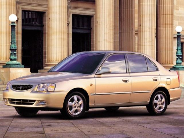 ТагАЗ Hyundai Accent (II поколение, 2001 - 2014 г.в.) в Кирове