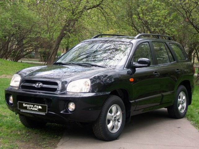 ТагАЗ Hyundai Santa Fe Classic в Москве