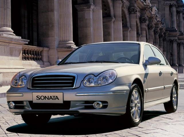 ТагАЗ Hyundai Sonata (IV поколение, 2004 - 2013 г.в.) в Иваново