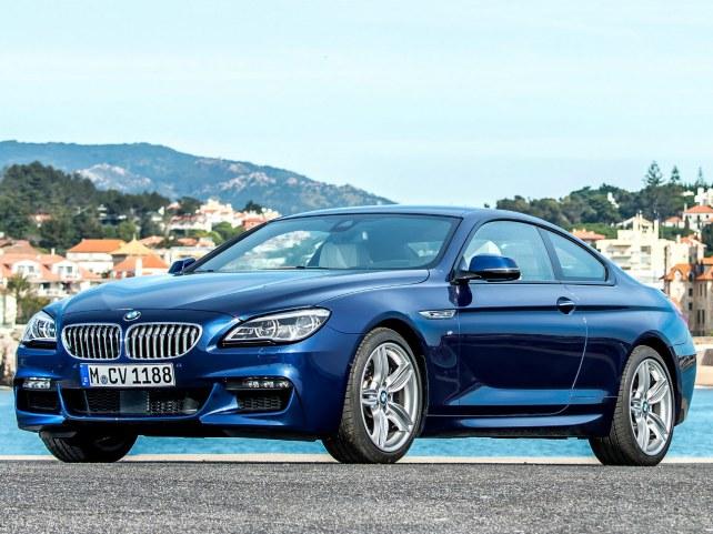 BMW 6-я серия Купе в Москве