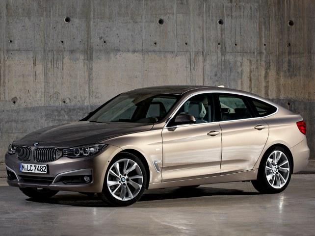 BMW 3-я серия Гран Туризмо в Москве