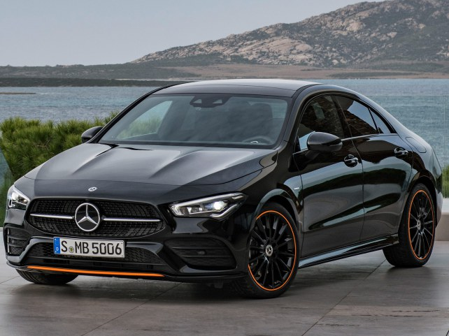 Mercedes-Benz CLA-Класс седан в Ижевске
