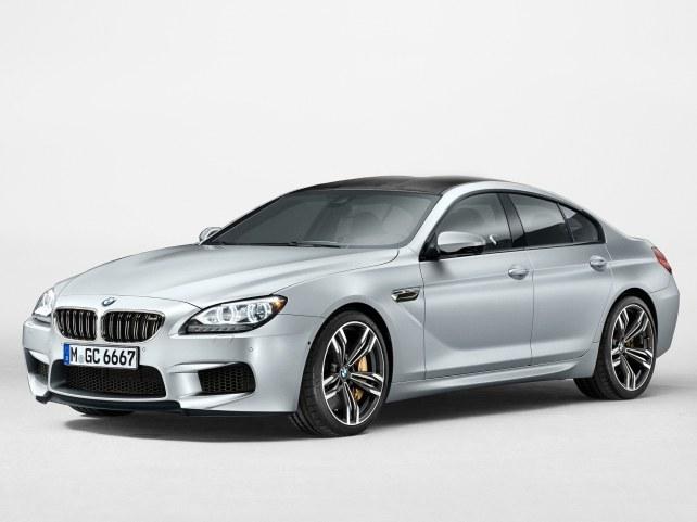 BMW M6 Гран Купе в Москве