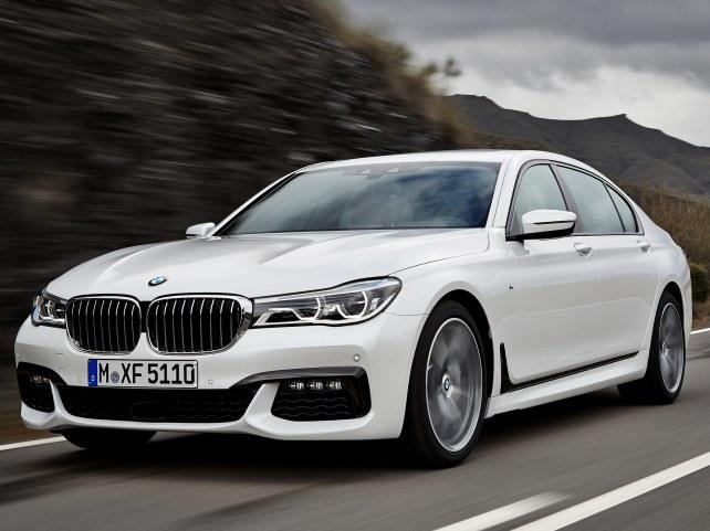 BMW 7-я серия в Набережных Челнах