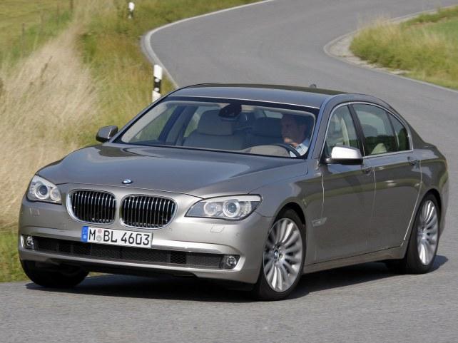 BMW 7-я серия седан в Москве