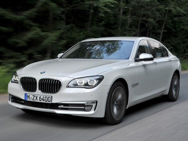 BMW 7-я серия в Москве