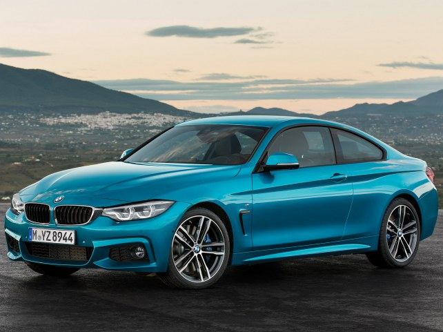 BMW 4 серия Купе в Сургуте