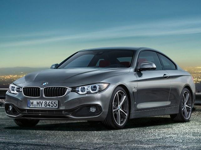 BMW 4 серия Купе в Москве