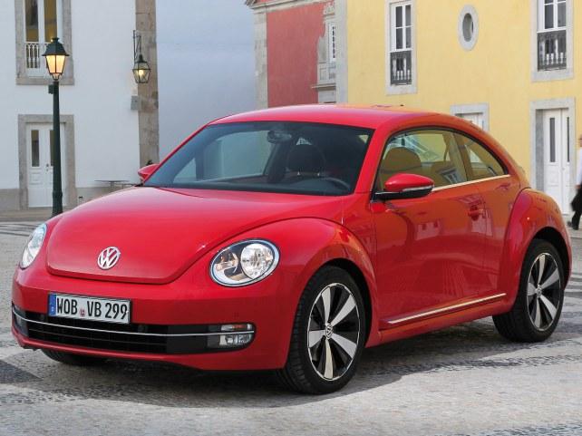 Volkswagen Beetle в Москве
