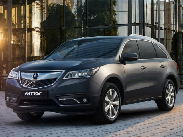 Acura MDX в Воронеже