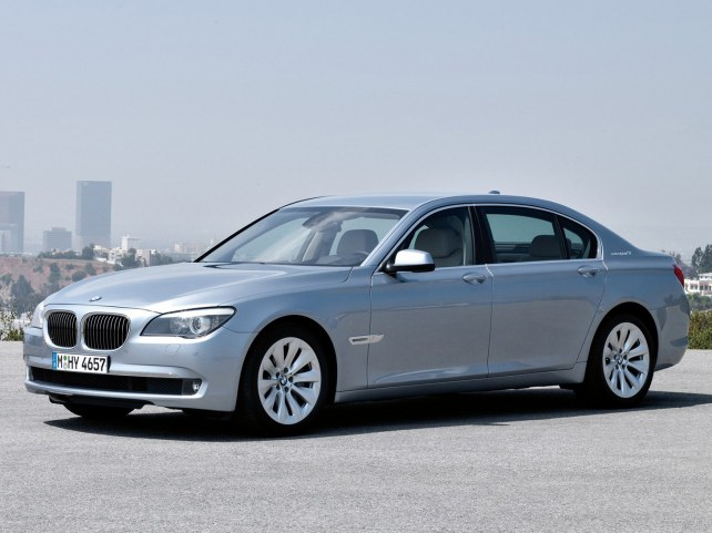BMW 7-я серия ActiveHybrid в Москве
