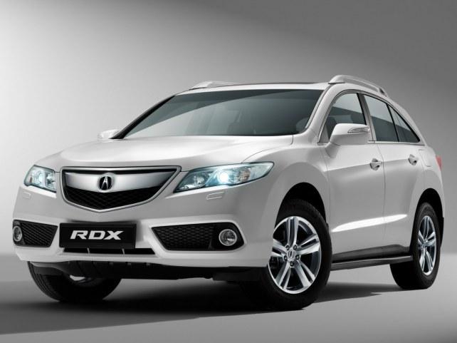 Acura RDX в Сургуте