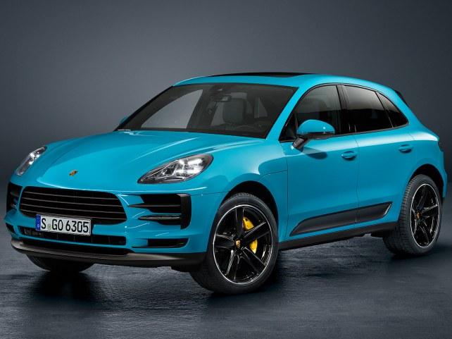Porsche Macan в Красноярске