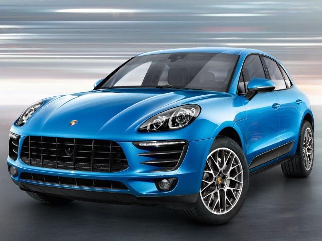Porsche Macan в Ростове-на-Дону