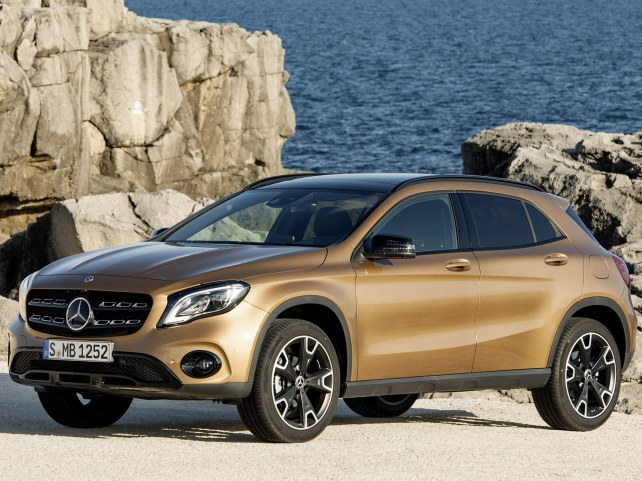 Mercedes-Benz GLA-Класс в Сочи