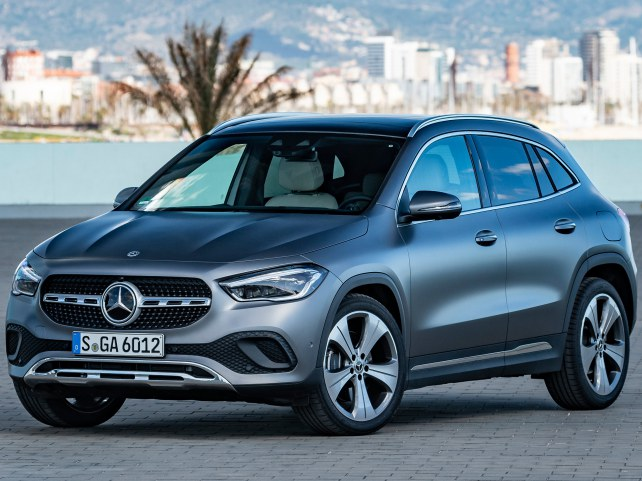 Mercedes-Benz GLA-Класс в Ростове-на-Дону