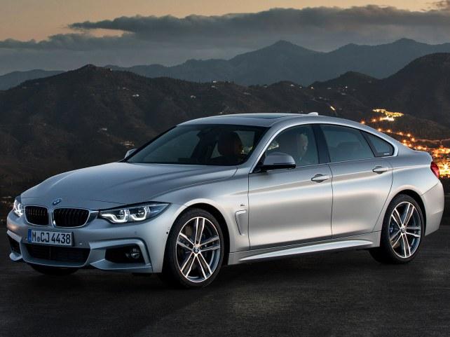 BMW 4 серия Гран Купе Хэтчбек 5-дв. в Набережных Челнах