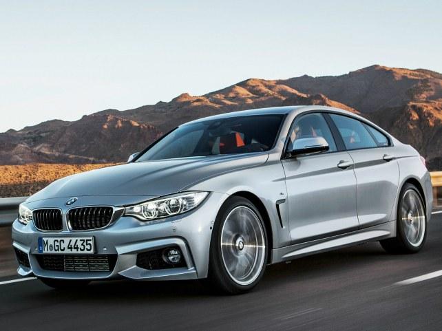 BMW 4 серия Гран Купе в Москве