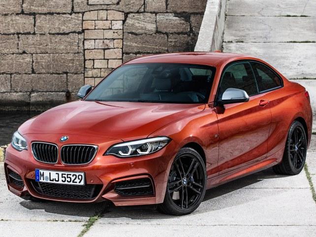 BMW 2 Купе в Москве