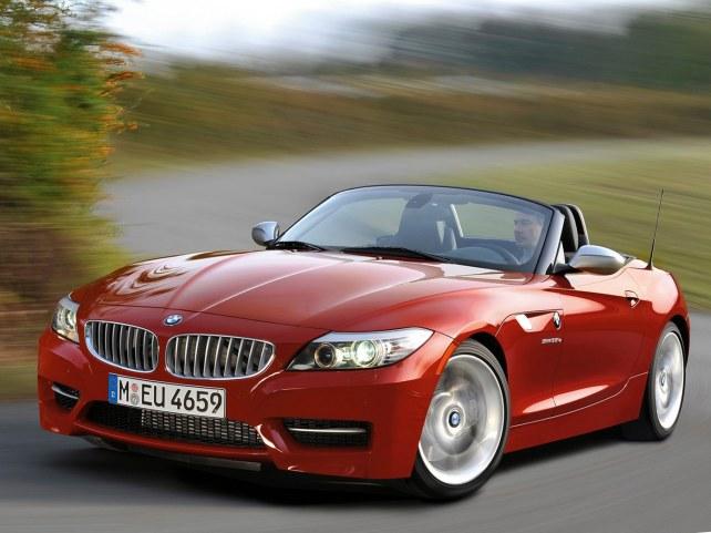 BMW Z4 в Москве