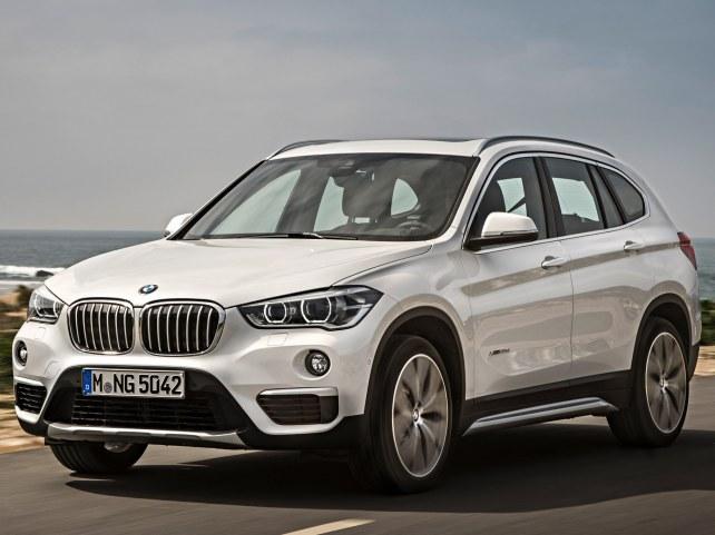 BMW X1 в Набережных Челнах