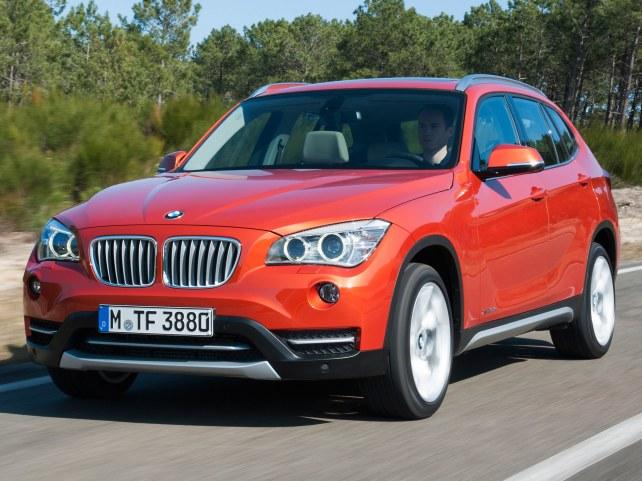 BMW X1 в Москве