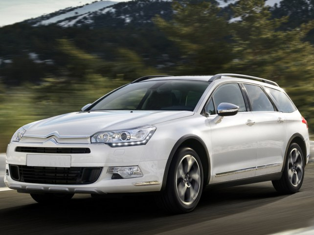 Citroen C5 Cross Tourer Универсал в Москве