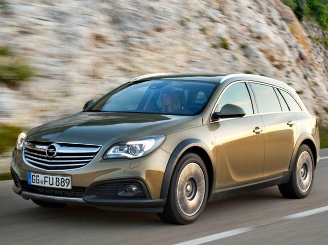 Opel Insignia Country Tourer в Ростове-на-Дону